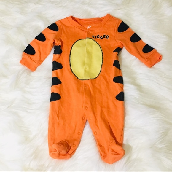 Disney Other - Disney Baby Tiger Long Sleeve Body Suit!
